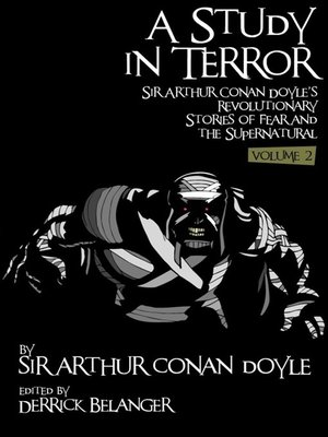 cover image of A Study in Terror, Volume 2