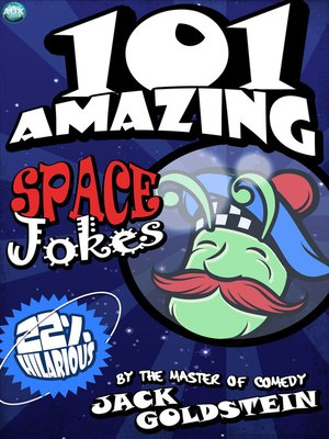 cover image of 101 Amazing Space Jokes