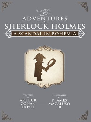 cover image of A Scandal In Bohemia - Lego - The Adventures of Sherlock Holmes