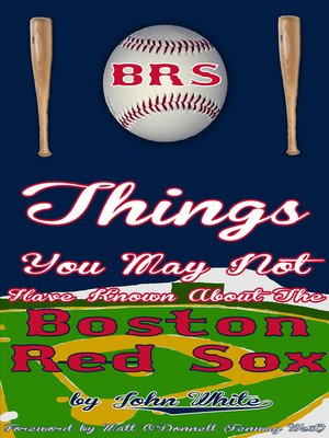 cover image of 101 Things You May Not Have Known About the Boston Red Sox