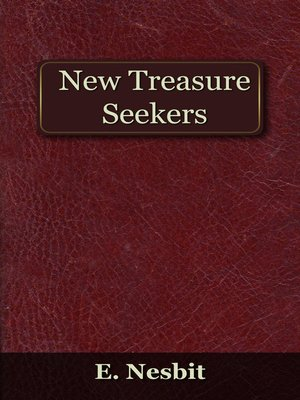 cover image of The New Treasure Seekers