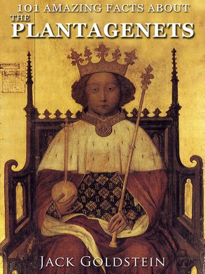 cover image of 101 Amazing Facts about The Plantagenets