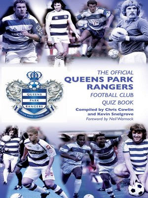 cover image of The Official Queens Park Rangers Football Club Quiz Book