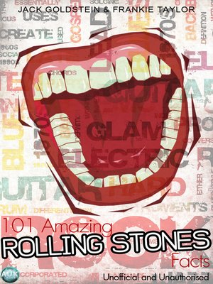 cover image of 101 Amazing Rolling Stones Facts