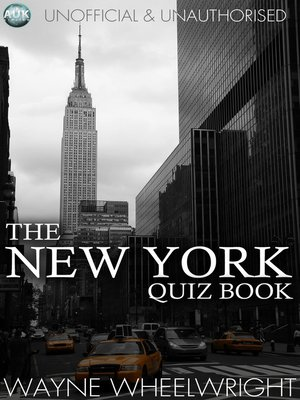 cover image of The New York Quiz Book