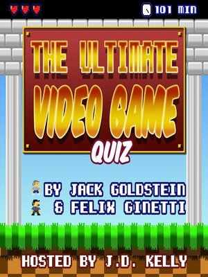 cover image of The Ultimate Video Game Quiz