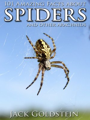 cover image of 101 Amazing Facts about Spiders