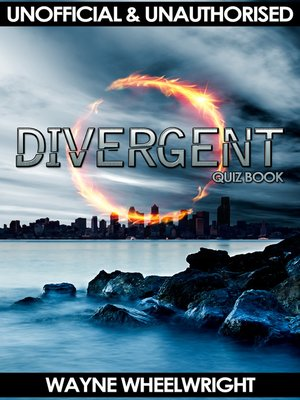 cover image of Divergent Quiz Book