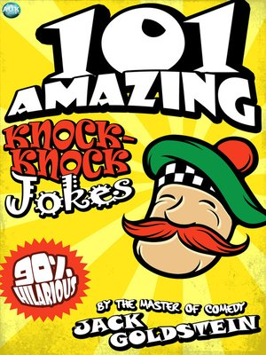 cover image of 101 Amazing Knock Knock Jokes