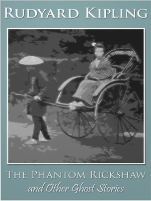 cover image of The Phantom Rickshaw and Other Ghost Stories
