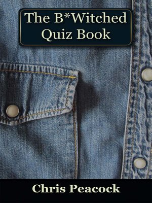 cover image of The B*Witched Quiz Book