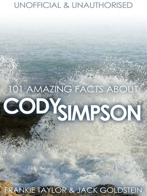 cover image of 101 Amazing Facts about Cody Simpson