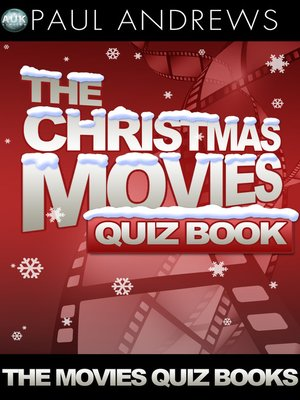 cover image of The Christmas Movies Quiz Book