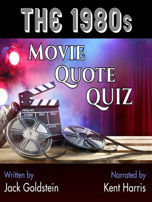cover image of The 1980s Movie Quote Quiz