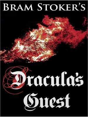 cover image of Dracula's Guest