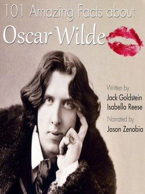 cover image of 101 Amazing Facts about Oscar Wilde