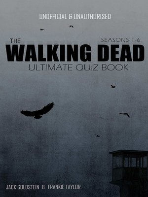 cover image of The Walking Dead Ultimate Quiz Book