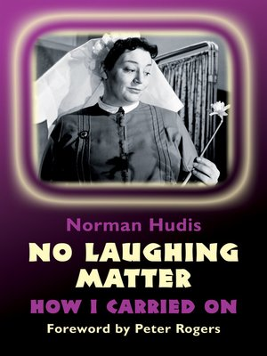 cover image of No Laughing Matter