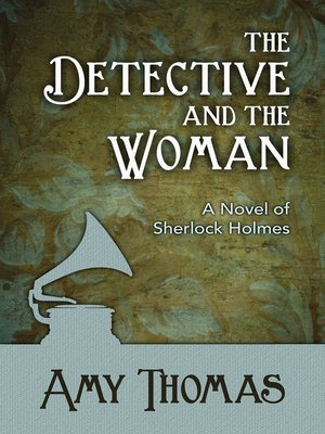 cover image of The Detective and the Woman