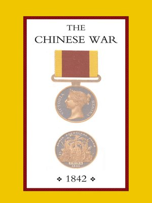 cover image of The Chinese War