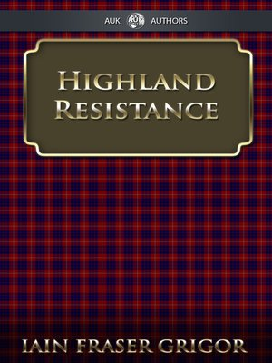cover image of Highland Resistance