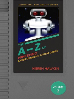 cover image of The A-Z of NES Games, Volume 2