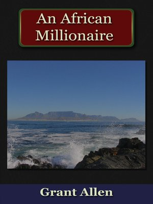 cover image of An African Millionaire