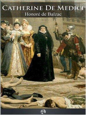 cover image of Catherine de' Medici