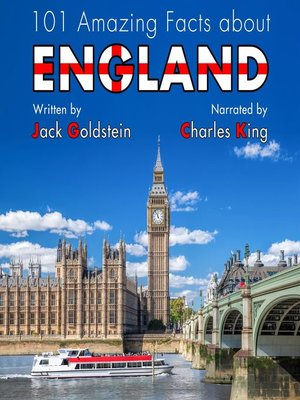 cover image of 101 Amazing Facts about England