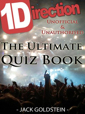 cover image of 1D - One Direction: The Ultimate Quiz Book