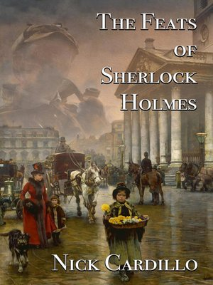 cover image of The Feats of Sherlock Holmes