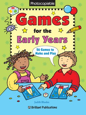 cover image of Games for the Early Years