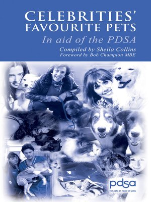 cover image of Celebrities' Favourite Pets