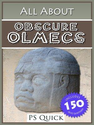 cover image of All About: Obscure Olmecs
