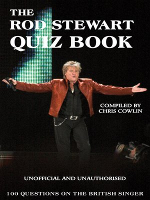 cover image of The Rod Stewart Quiz Book