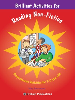 cover image of Brilliant Activities for Reading Non-Fiction