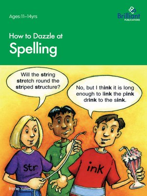 cover image of How to Dazzle at Spelling