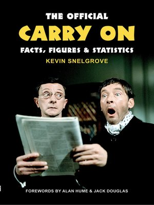 cover image of The Official Carry On Facts, Figures & Statistics