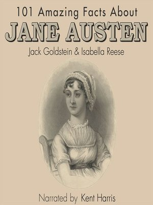 cover image of 101 Amazing Facts about Jane Austen