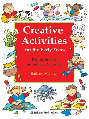 cover image of Creative Activities for the Early Years