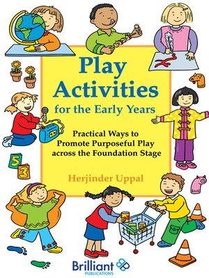 cover image of Play Activities for the Early Years