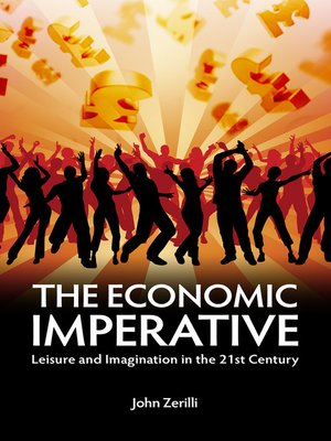 cover image of The Economic Imperative