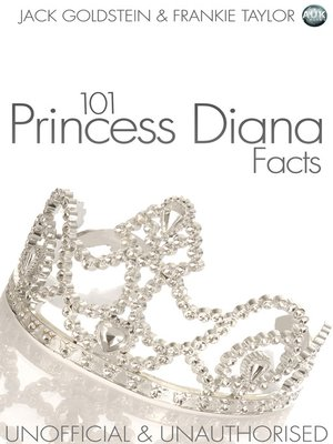 cover image of 101 Princess Diana Facts