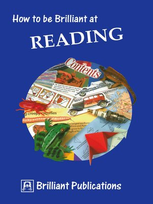 cover image of How to be Brilliant at Reading