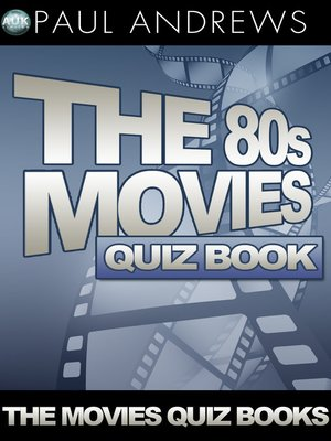 cover image of The 80s Movies Quiz Book