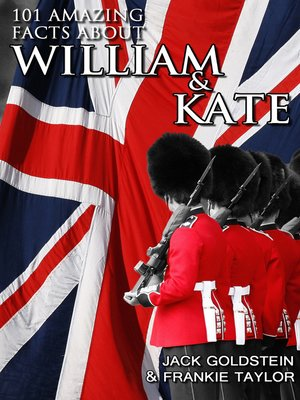 cover image of 101 Amazing Facts about William and Kate