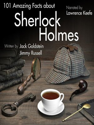 cover image of 101 Amazing Facts about Sherlock Holmes