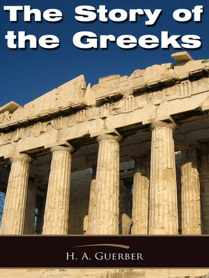 cover image of The Story of the Greeks