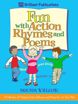 cover image of Fun with Action Rhymes and Poems