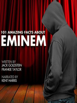 cover image of 101 Amazing Facts about Eminem